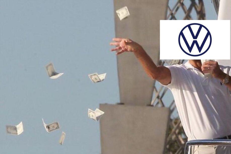 Trotz der Krise ein schöner Bonus für die Volkswagen Arbeiter